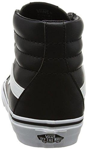 Vans Sk8-Hi Reissue, Chaussures de Running Mixte Adulte Noir (Black/true Whiteclassic Tumble)