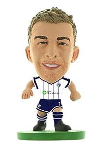 Soccerstarz - Figura James (Creative Toys Company 400107)