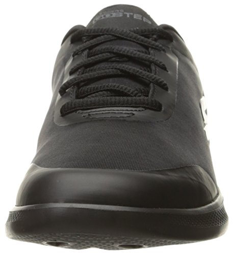 Skechers Go Step Lite-Interstelllar, Sneaker Donna Black/Gray
