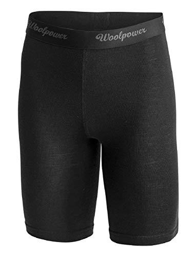 Woolpower Brief XLong Womens Lite, L, Black