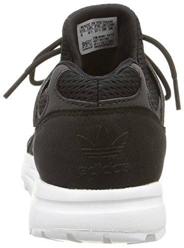 adidas Racer Lite Em, Scarpe da Ginnastica Donna Nero (Schwarz (Core Black/Core Black/Ftwr White))
