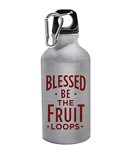 IDcommerce Religion Based Autocracy TV Series Phrase Thermo Trinkflasche Carabine Metal Flasche 300ml -