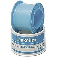 Heftpflaster Leukoflex 5 m x 2,5 cm preisvergleich bei billige-tabletten.eu