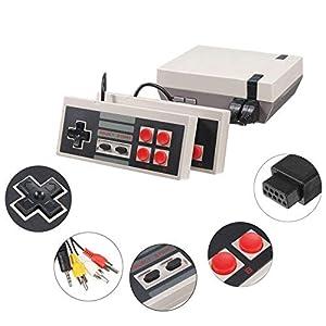 IDE Play 620 Retro Klassische Weinlese Multi Videospiele, Arcade Cabinet Console-Maschine Voll DIY-Kit, mit den Tasten/Joysticks/Gurtzeug Kabel- / Netzschalter Adapter, AV,2buttoneur