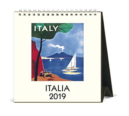 Cavallini Papers & Co. Kalender Italia Kunst, Multicolor