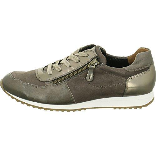 Paul Green 4252-388, Chaussures de ville à lacets pour femme Marron