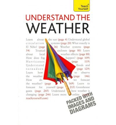 [ TEACH YOURSELF UNDERSTAND WEATHER FORECASTING ] By Inness, Peter Michael ( AUTHOR ) Aug-2010[ Paperback ]