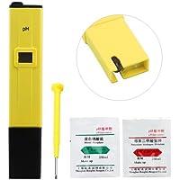 JZK® Piaccametro digitale professionale tester pH metro