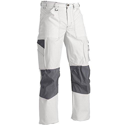 """Blåkläder Workwear Arbeitsbundhose Maler 1091\"""", 1 Stück, C50, weiß, 67-10911210-1000-C50"""