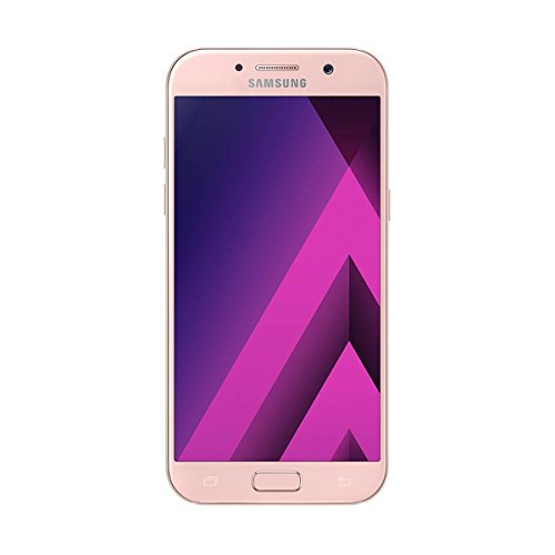 Samsung Galaxy A5 (2017) SM-A520F 4G 32GB - Smartphone (13.2 cm (5.2'), 32 GB, 16 MP, Android, 6.0, Pink) Rosa