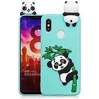 Everainy Xiaomi Mi 8 Silikon Hülle Ultra Slim 3D Panda Muster Ultradünn Hüllen Handyhülle Gummi Case Xiaomi Mi... preisvergleich bei billige-tabletten.eu