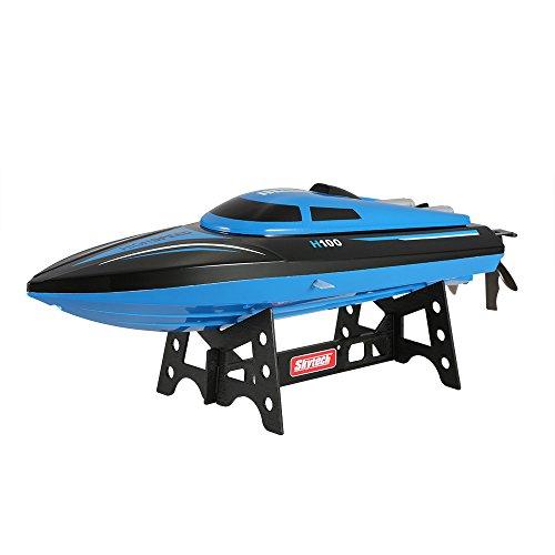 Goolsky Skytech igh Speed Elektro RC Boot H100 Fern 180 Kontrollierte ° Flip 20 KM / H H
