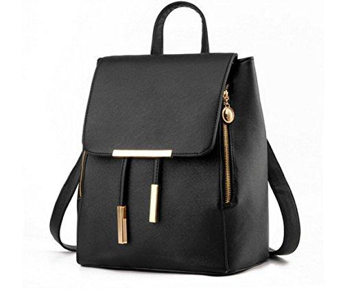 542d43213c Naerde moda borsa a tracolla zaino donne PU Leather Ladies ...