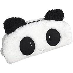 Estuche Escolar, chshe Niedlich kawaii oso panda de peluche novedad lápiz caso Cockapoo Artículo 3d para niños