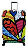Broches Grands Formats Best Deals - Heys - Artiste Britto A New Day 4 roues Chariot Grand format