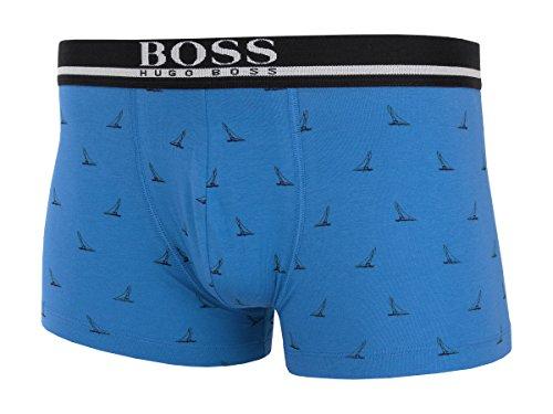 Hugo Boss Herren Boxershorts Open Blue 463