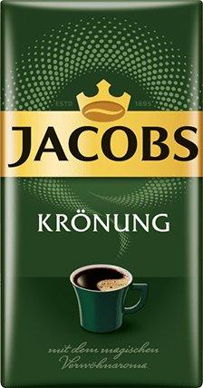 Jacobs KrÃÆ'Ã'¶nung Kaffee 500 gramm