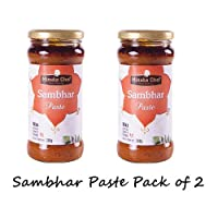 Minute Chef- Ready to Cook Sambhar Paste, 380g Pack of 2
