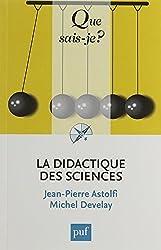La Didactique des Sciences (7ed) Qsj 2448