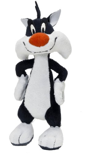 looney-tunes-233330-peluche-de-silvestre-15-cm