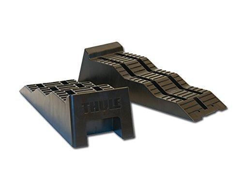 Thule Unterlegkeile für Wohnmobile mit Aufbewahrungsbeutel - 2er Set