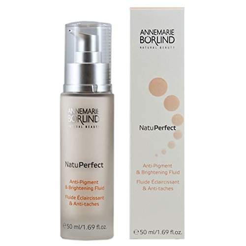 Annemarie Börlind Natu Perfect femme/woman, Anti-Pigment und Brightening Fluid, 1er Pack (1 x 0.05 l)