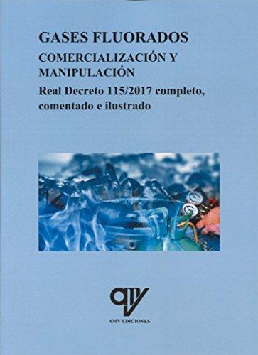 Gases fluorados por Antonio Madrid Vicente