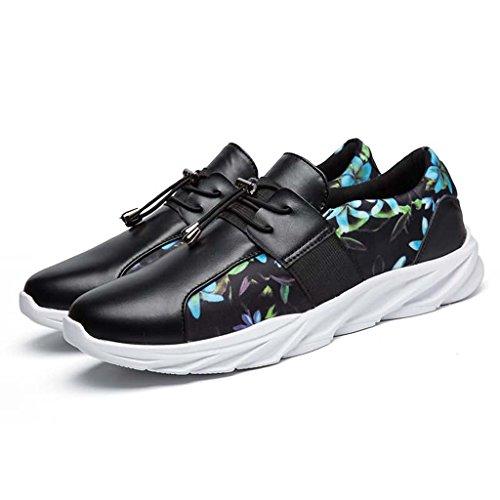 Zxcv Outdoor Chaussures Casual Chaussures De Course Pour L'alpinisme Pour Les Hommes Black