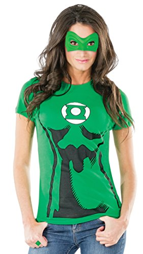 Green Lantern Kostüm-Set für Frauen - S (Green Lantern Kostüme Frauen)