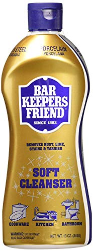 Bar Keepers Friend 13 Oz Bar Keepers Friend Soft Cleanser by Bar Keepers Friend Bar Keepers