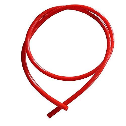 lzndeal 1m tubo per di benzina per auto moto dirt carburante Gas di consegna di olio tubo tubo benzina in gomma tubo di diametro 4.5mm