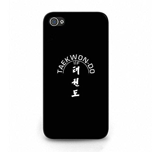 Taekwondo Iphone 4/4s Case Classical Cool Taekwondo Phone Case Cover for Iphone 4/4s Sport Taekwondo Unique Color098d