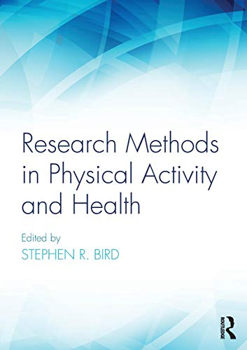 Research Methods in Physical Activity and Health -