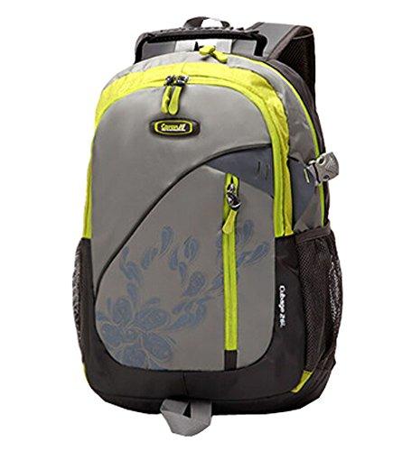 kreativ Freizeit-Beutel-Rucksack Sporttasche Gelb