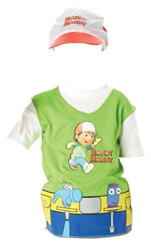 Handy Manny Official Kostüm Kostüm für Jungen Kinder