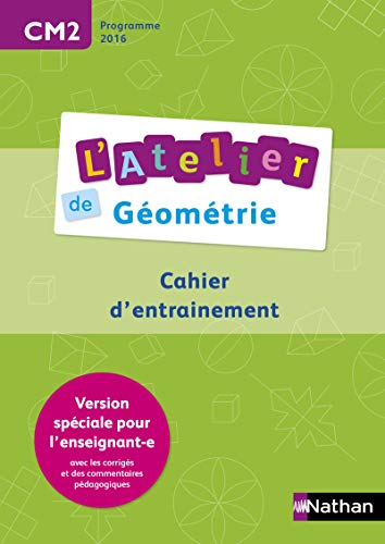 L'Atelier de Géométrie CM2 par Eric Battut, Daniel Bensimhon