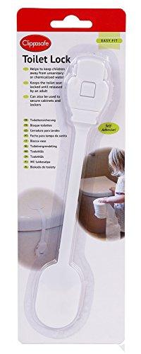 Clippasafe Toiletten-Sicherung