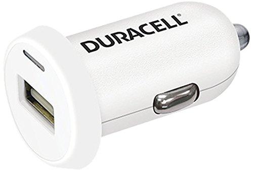 Duracell coche de 12 V/24 V 2.4 A cargador para tablet/smartphone