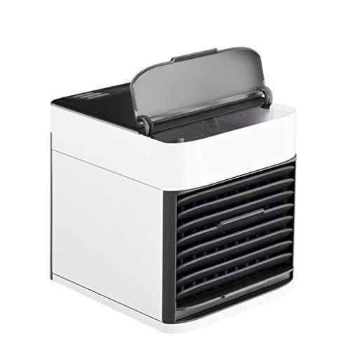 Tragbare Usb-Luftkühler Mini Silent Personal Air Conditioner Indoor Outdoor Reise Verdunstungs Luftbefeuchter mit Luftkühler reinigen-eine 14,5 x 16 x 17 cm (6 x 6 x 7 Zoll)