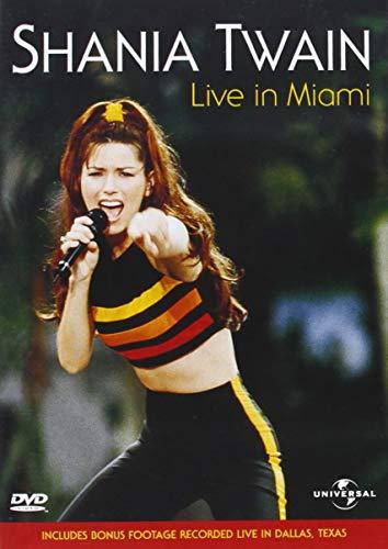 Shania Twain / Live In Miami