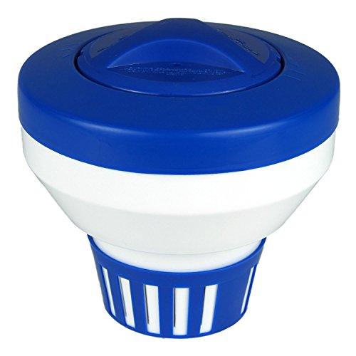 Poolmaster 32155 Chlorspender für Schwimmbecken Large blau -