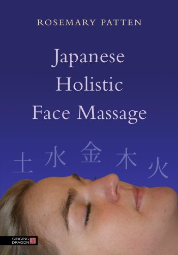 Japanese Holistic Face Massage (English Edition)