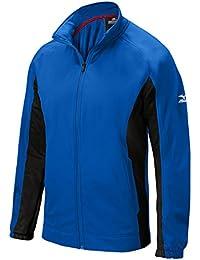 premium selection 7f7fb 3cb2f Mizuno Pro chaqueta térmica, hombre, color azul real y negro, ...