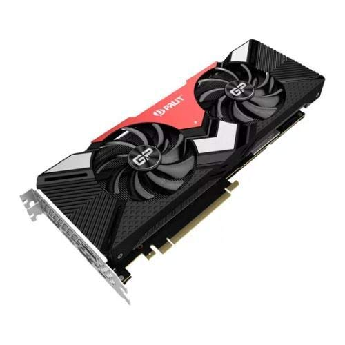 Palit GeForce RTX 2080 8 GB GDDR6, 256 Bit, 7680 x 4320 Pixel, PCI Express x16 3.0