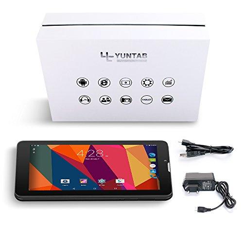 Yuntab-Quad-Core-Tablet-PC-da-7-pollici-8GB-HD-1024-x-600-Android-51-aperta-smartphone-13-GHz-Cortex-A7-MT8321-Dual-schede-SIM-Supporto-3G-WiFi-Giochi-di-sostegno-Google-Play-Store-YouTube-Netflix-gio