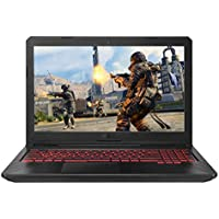 ASUS TUF Gaming FX504 15.6-inch FHD Laptop GTX 1050 4GB Graphics (Core i5-8300H 8th Gen/8GB RAM/1TB SSHD/Windows 10/Gun Metal/2.30 Kg), FX504GD-E4021T