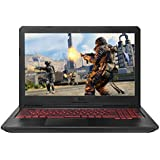 ASUS TUF Gaming FX504 15.6-inch 120Hz FHD Laptop GTX 1060 6GB Graphics (Core i7-8750H 8th Gen/8GB RAM/1TB SSHD + 128GB SSD/Windows 10/Gun Metal/2.30 Kg), FX504GM-EN017T