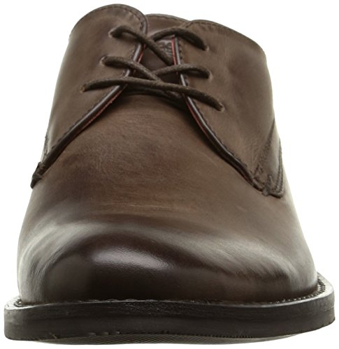 Base London Bayham, Derby homme Marron (Burnished Cocoa)