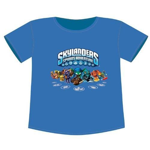 SKYLANDERS - T-Shirt Kids (5/6 Year) : TShirt , ML