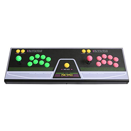 Retro City - Arcade Stick 2 Joueurs